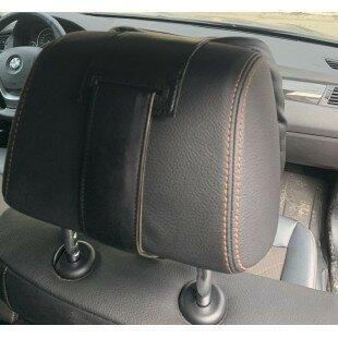 Автомобильная подушка Status CASE для авто Audi (бежевая)