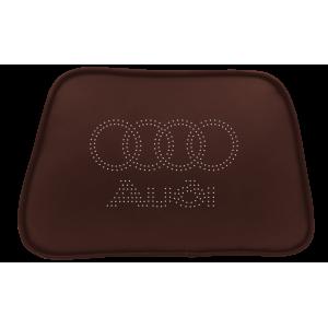 Автомобильная подушка Status CASE для авто Audi (коричневая)