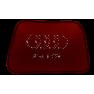 Автомобильная подушка Status CASE для авто Audi (бордовый)