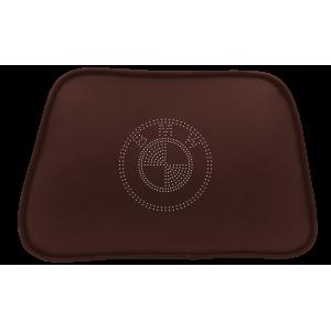 Автомобильная подушка Status CASE для авто Bmw (коричневая)