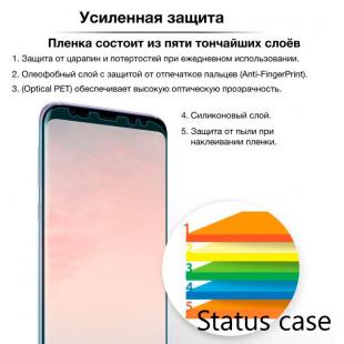 Защитная полиуретановая пленка для экрана Meizu M3 Note