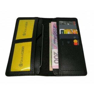 Универсальный чехол-портмоне для смартфонов StatusCASE